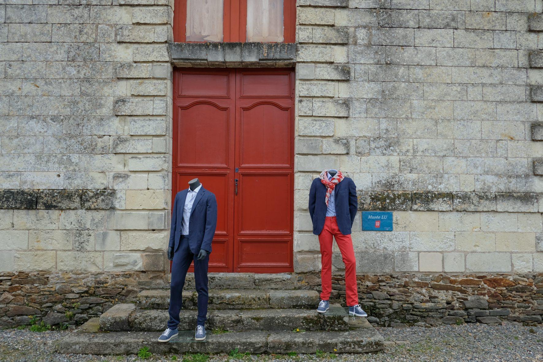 pantalon homme roy robson