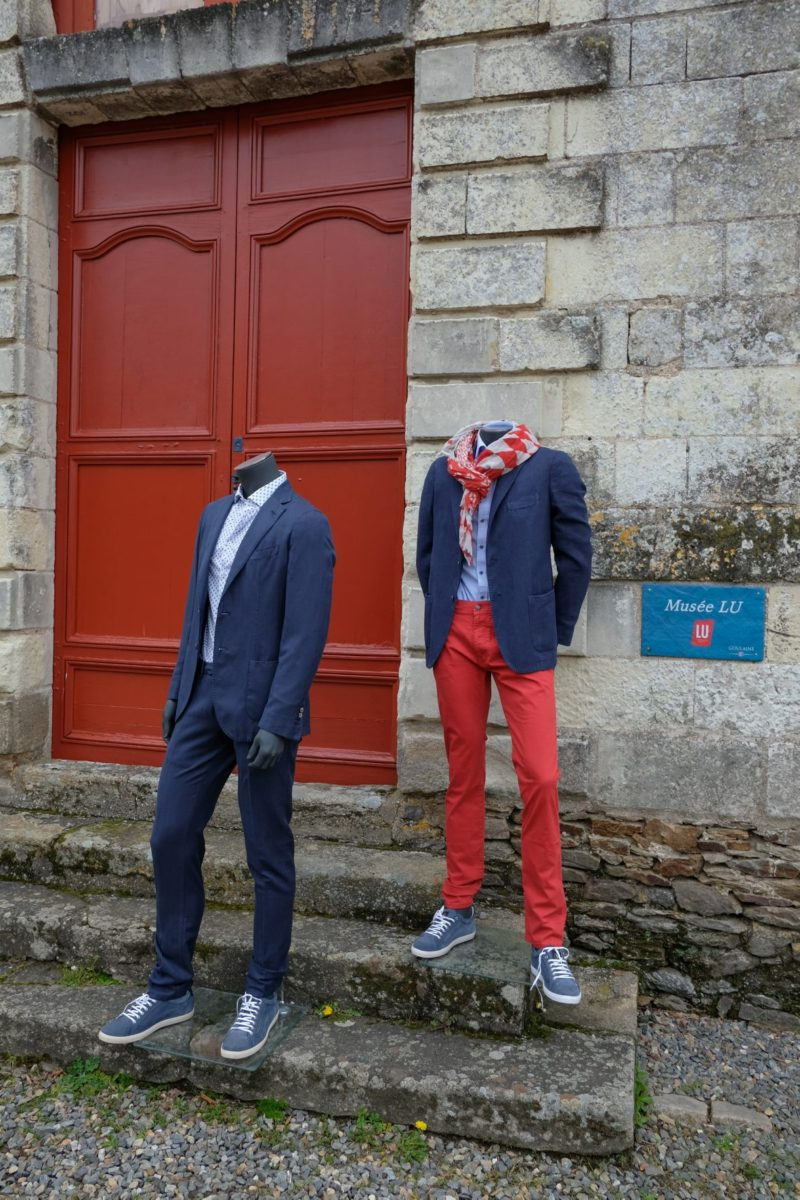 costumes homme nantes