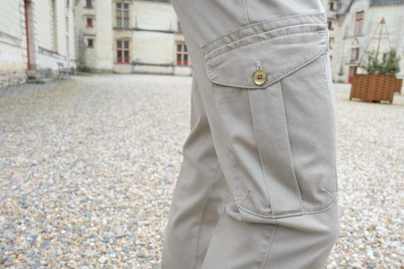 pantalon cargo MMX homme